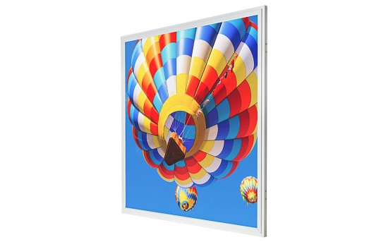LED Skylight - 2x2 Even-Glow® LED Panel Light w/ SkyLens® - Balloon 2 - Drop Ceiling Recessed Mount - EG-B2-x22
