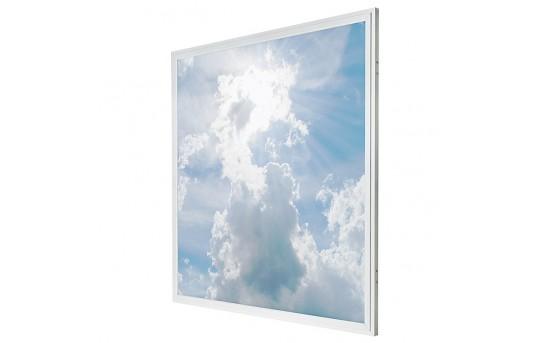 LED Skylights - 2x2 Even-Glow® LED Panel Lights w/ SkyLenses® - Drop Ceiling Recessed Mount - EG-x-x22
