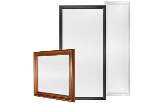 Blank LED Light Box Panels - Dimmable Even-Glow® Light Fixtures - Flush Mount - EGD-NP-xSMK