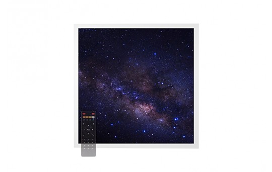 Tunable White LED Skylight w/ Starry Night SkyLens® - 2x2 - Dimmable - Drop Ceiling - EGD-S3-VCT22