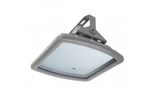 200W LED Explosion Proof Light for Class 1 Division 2 Hazardous Locations - 400W MH Equivalent - 4300K - 18,100 Lumens - EPL-x200