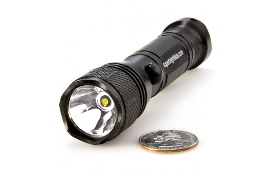 1 Watt LED Tactical Flashlight - 80 Lumens - FL-1W-75