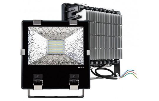70 Watt High Power LED Flood Light Fixture - Cosmetic Blemish - FLC-CW70W-DM