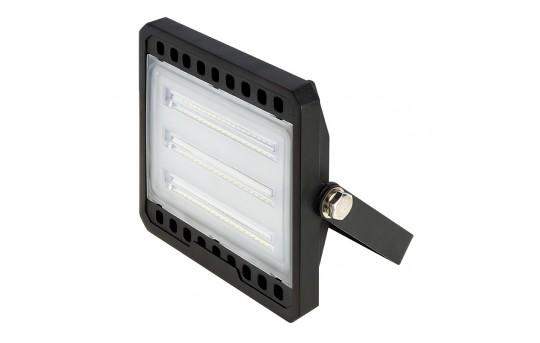 30 Watt LED Flood Light Fixture - Low Profile -  4000K - 50 Watt MH Equivalent - 2,850 Lumens - FLSC2-x30