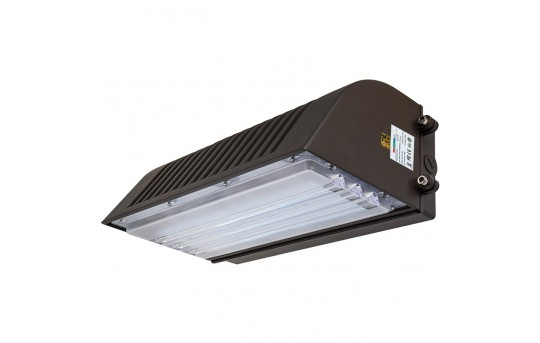 70W Full Cutoff LED Wall Pack - 8,000 Lumens - 320W Metal Halide Equivalent - 5000K/4000K - WPFC-x70