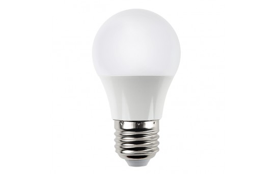 A15 LED Bulb - 40 Watt Equivalent Globe Bulb - 480 Lumens - G14-x8
