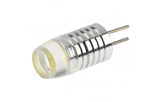 G4 LED Boat and RV Light Bulb - 1 LED - Bi-Pin LED Bulb - 10 Watt Equivalent - 60 Lumens - G4-xHP-RVB
