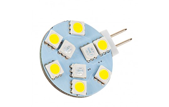 G4 LED Bulb - 15 Watt Equivalent - Dual Color Bi-Pin LED Disc - 132 Lumens - G4-x9-DAC