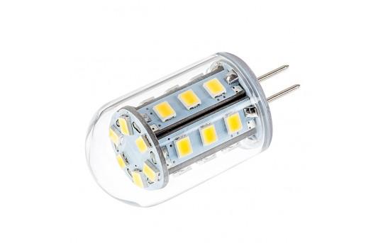 G4 LED Boat and RV Light Bulb - 40 Watt Equivalent - Bi-Pin LED Bulb - 320 Lumens - G4-x24-G-TAC-RVB