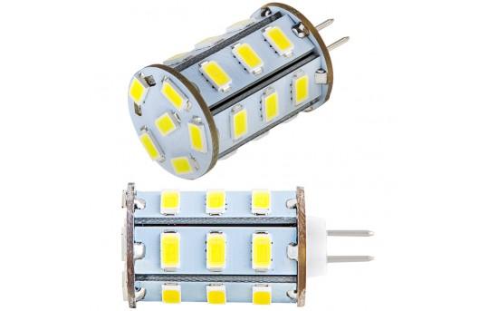 G4 LED Landscape Light Bulb - 40 Watt Equivalent - Bi-Pin LED Tower - 40 Watt Equivalent - 350 Lumens - G4-xWHP24-TAC-LAN