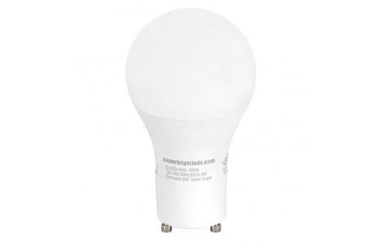 GU24 LED Bulb - 60 Watt Equivalent - Dimmable A19 Bulb - 900 Lumens - GU24D-x9