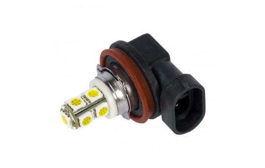 H11 LED Fog Light/Daytime Running Light Bulb - 9 SMD LED Tower - H11-xHP9