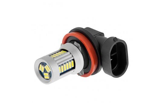H11 Can Bus LED Fog Light/Daytime Running Light Bulb - 28 SMD LED Tower - H11-x30-CBT