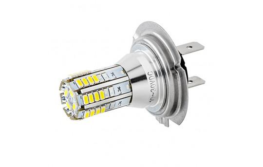H7 LED Fog Light/Daytime Running Light Bulb - 36 SMD LED Tower - H7-W36-DRL