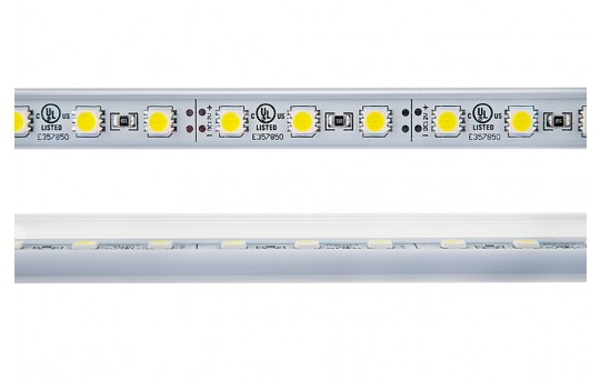1/2 Meter LED Tube Light with 30 LEDs - RV and Boat LED Lights - 573 Lumens - LT-x30X3SMD-RVB