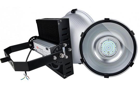 High Bay LED Warehouse Lighting Luminaire 150 Watt - 14,000 Lumens - HBC-150W