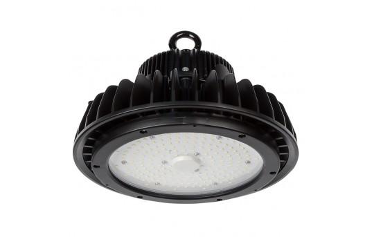 100W UFO LED High Bay Light w/ Optional Reflector - 250W MH Equivalent - 5000K - 13,000 Lumens - HBUD-50K100W-x