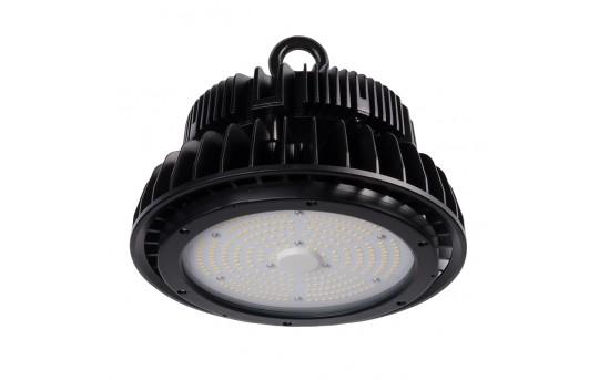 200W UFO LED High Bay Light w/ Optional Reflector - 750W HID Equivalent - 5000K - 26,000 Lumens - HBUD-50K200W-x