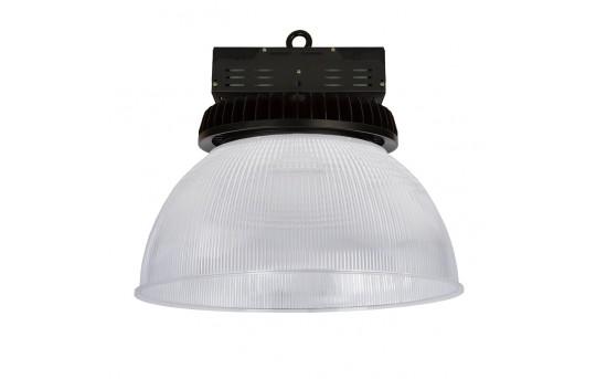 300W UFO LED High Bay Light w/ Reflector - 39,000 Lumens - 1,000W Metal Halide Equivalent - 5000K - HBUD-50K300W-x