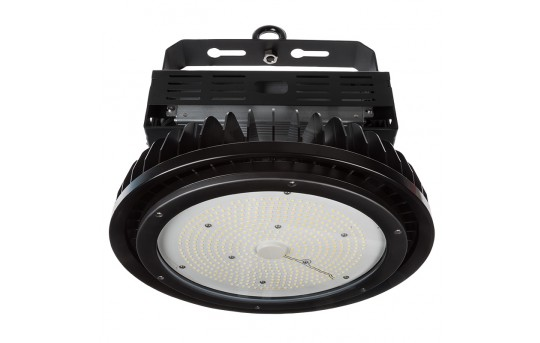 500W UFO LED High Bay Light w/ Optional Reflector - 2,500W HID Equivalent - 5000K - 65,000 Lumens - HBUD-50K500W-x