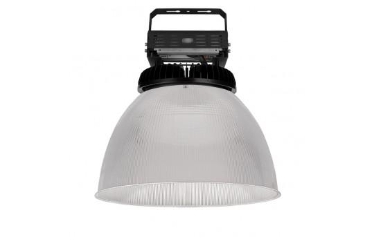 500W UFO LED High Bay Light w/ Reflector - 65,000 Lumens - 1,500W Metal Halide Equivalent - 5000K - HBUD-50K500W-x