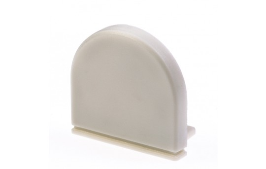 Klus 00306 - GIP-L series LED Profile End Cap - 00306