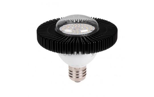 40W LED Retrofit Lamp - 100W Equivalent HID Conversion- E39/E40 Mogul Base - 5,300 Lumens - 4000K - Ballast Bypass - LBR-40K40W
