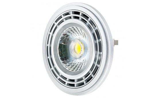 AR111 LED Landscape Light Bulb - 1 COB LED Bi-Pin Spotlight Bulb - 1,200 Lumens - AR111-W12-38-LAN