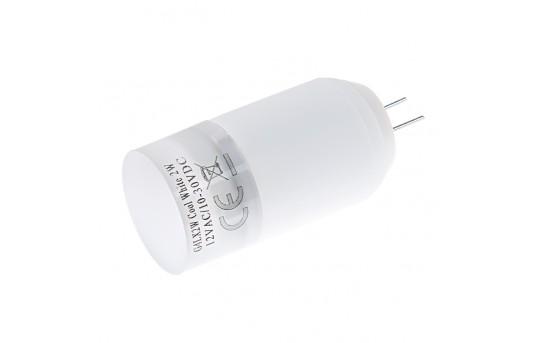 LED Ceramic Tower G4 Lamp, 3 High Power LEDs - Closeout Item  - G4-xW2W-CTAC-DM