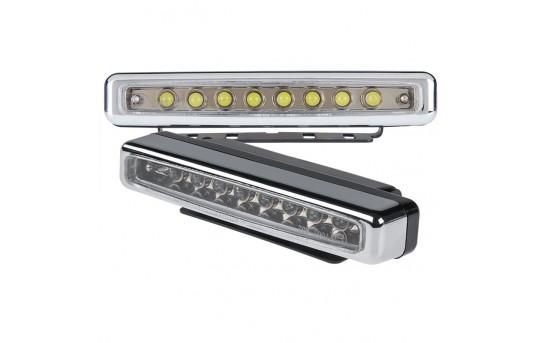 LED Daytime Running Light Kit - Narrow Beam - DRL-CW8