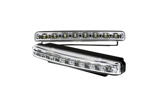 LED Daytime Running Light Kit - DRL-CW8HF