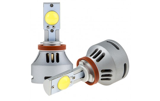 Open Box LED Headlight Kit - H11 LED Headlight Bulbs Conversion Kit - H11-HLV1-OB