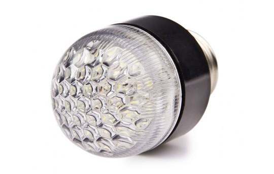 E27 LED Bulb - 10 Watt Equivalent w/ 18 LEDs - 45 Lumens - E27-xW18-G