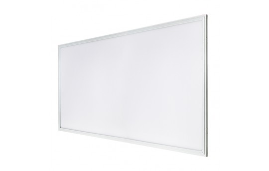 LED Panel Light - 2x4 - 7,600 Lumens - 72W Even-Glow® Light Fixture - Drop Ceiling Recessed Mount - LPW2-x6012-72