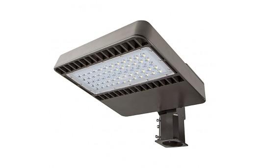 LED Parking Lot Light - 150W (320W MH Equivalent) 200-480V LED Shoebox Area Light - 5000K - 15,000 Lumens - APL-x150-2048