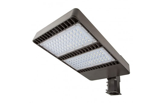 Led Parking Lot Light 300w 1 000w Hid Equivalent 200