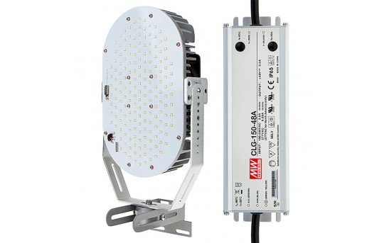 150W LED Retrofit Kit for 400W HID Fixtures - 18,000 Lumens - 5000K - LRK-x150W