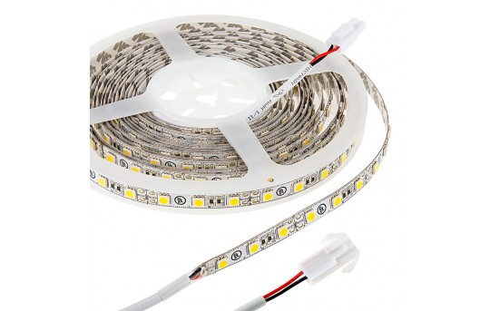 LED Strip Lights - 12V LED Tape Light with LC2 Connector - 380 Lumens/ft. - NFLS-X3-LC2