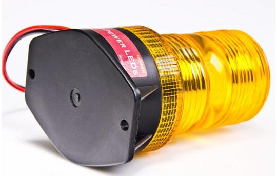 Universal Mini LED Strobe Light Beacon - M-USTRB-A3W