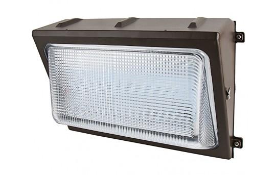 LED Wall Pack - 80W (400W MH Equivalent) - 5000K/4000K - 10,000 Lumens  - WP-x80