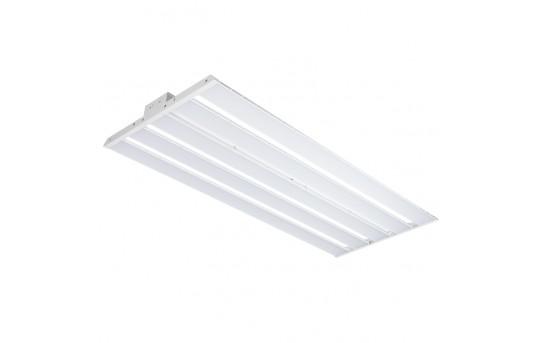 250W LED Linear High Bay Light - 33,500 Lumens - 4' - 400W Metal Halide Equivalent - 5000K - LHBD-50KF4-250