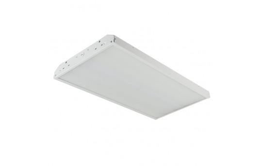 110W LED Linear High Bay Light - 14,300 Lumens - 2' - 320W Metal Halide Equivalent - 5000K/4000K - LHBDP-xK21-110