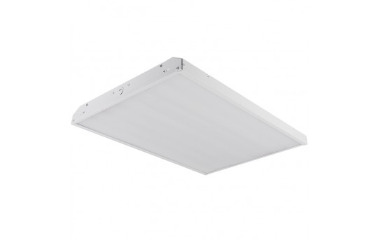 165W LED Linear High Bay Light - 21500 Lumens - 2' - 400W Metal Halide Equivalent - 5000K/4000K - LHBDP-xK22-165