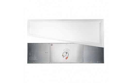 LED Panel Light - 1x4 - 4,100 Lumens - 40W Dimmable Even-Glow® Light Fixture - Flush Mount - LPD-x14-40