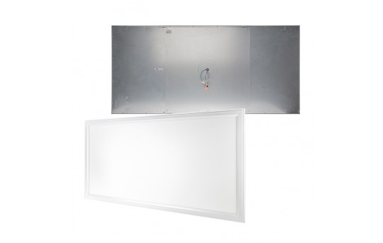 LED Panel Light - 2x4 - 4,500 Lumens - 40W Dimmable Even-Glow® Light Fixture - Flush Mount - LPD-x24-40