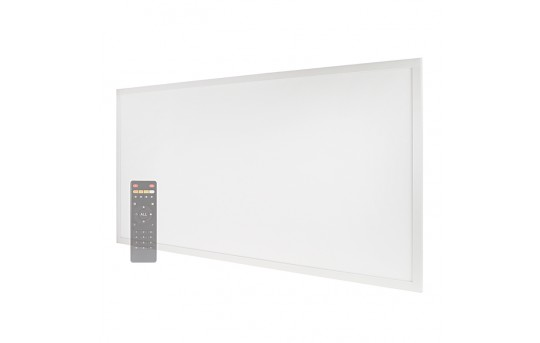 Tunable White LED Panel Light - 2x4 - 4,200 Lumens - 54W Dimmable Even-Glow® Light Fixture - Drop Ceiling Recessed Mount - LPD2-VCT24-50