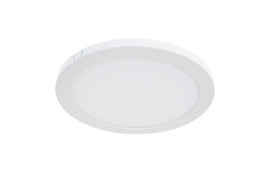 "7"" Slim LED Downlight - Flush Mount Ceiling Light - 75 Watt Equivalent - Dimmable - 1,000 Lumens - LPR-xK7-12"