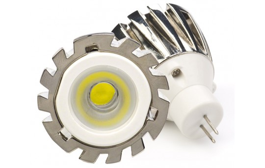 MR11 LED Bulb - 10 Watt Equivalent - Bi-Pin LED Spotlight Bulb - MR11-WLX1-HH