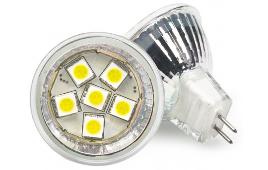 MR11 LED Bulb - 15 Watt Equivalent - Bi-Pin LED Flood Light Bulb