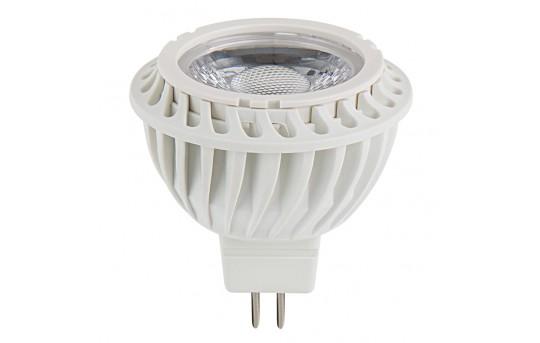 MR16 LED Boat and RV Light Bulb - 1 COB LED Spotlight Bi-Pin Bulb - MR16-x5-Cx-RVB